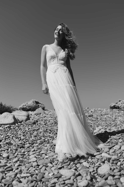 Stéphanie Wolff - Chloe's song - Noir et Blanc