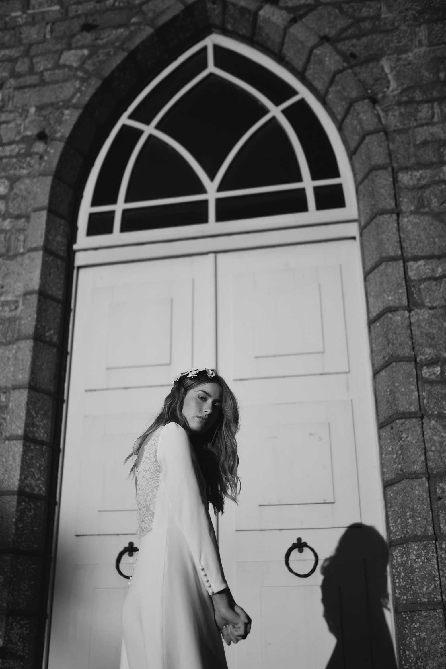 Stéphanie Wolff - Crown of love - Noir et blanc