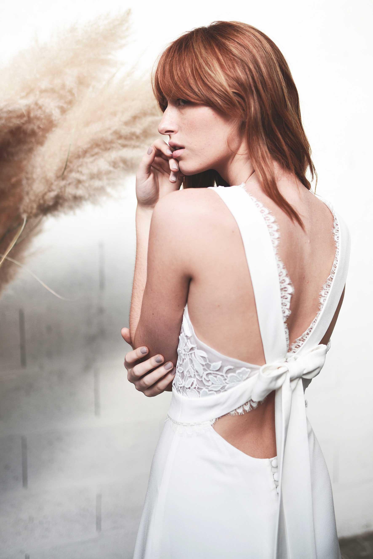 Stéphanie Wolff - Gloria - Robe de mariée dentelle