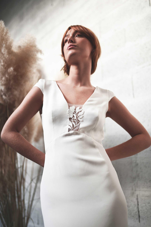 Stéphanie Wolff - Wonderwall - Robe de mariée guipure