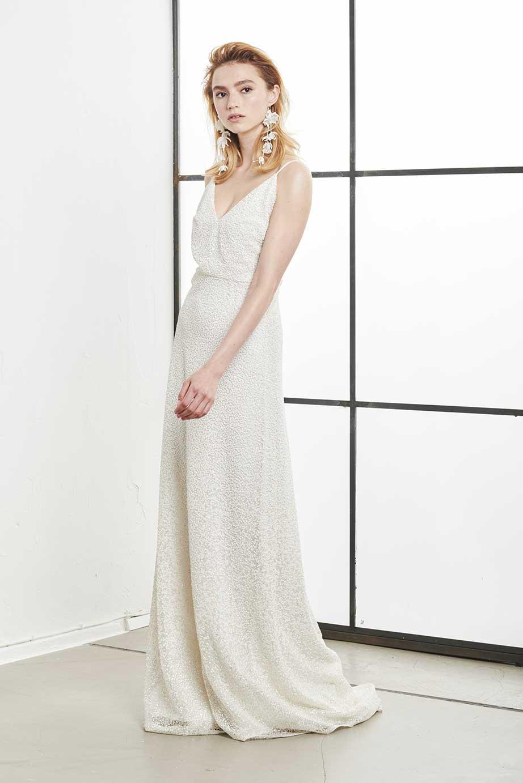 KISUI Berlin - Lumi - Robe de mariée glitter
