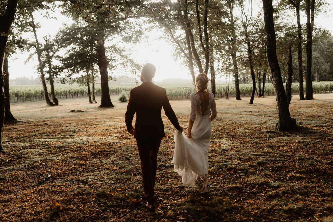Anaïs et Maxime • Un mariage bohème et nature