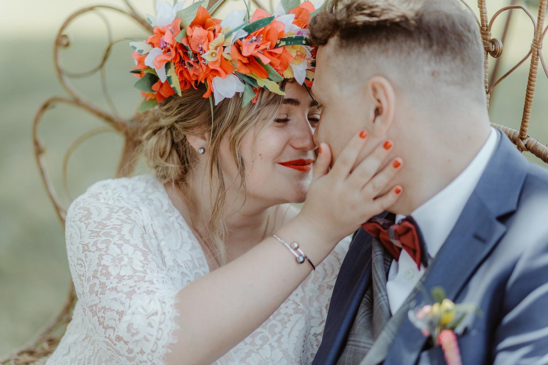 Cécile et Mathieu • Un mariage champêtre